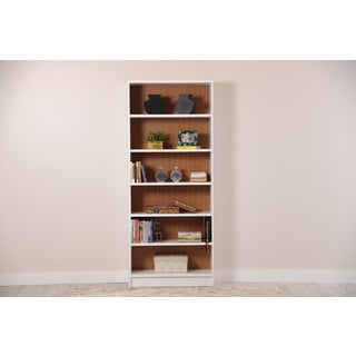 Manhattan Comfort Greenwich 6- Shelf Trente 1.0 Bookcase