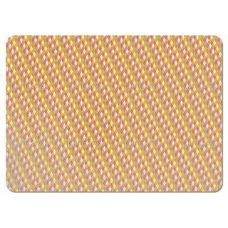 Basket Check Placemats (Set of 4)