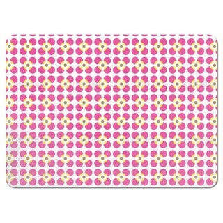 Round Flower Placemats (Set of 4)