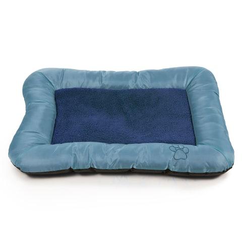 PETMAKER Plush Cozy Pet Bed