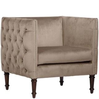 Skyline Furniture Skyline Mystere Mondo Nail Button Arm Chair