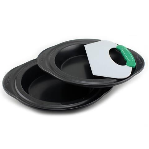 Perfect Slice 3-piece Pie Pan Tool Set