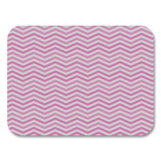 Chevron Pink Placemats (Set of 4)