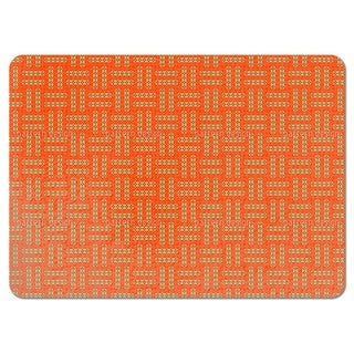 Cross Rectangles Placemats (Set of 4)