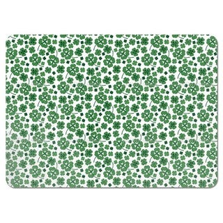 Lucky Clover White Placemats (Set of 4)