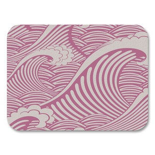 Pink Wave Placemats (Set of 4)