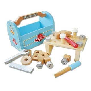 Indigo Jamm Little Carpenter's Tool Box Play Set