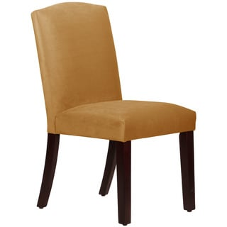 Skyline Furniture Mystere Moccasin Arched Dining Chair