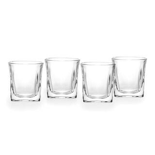 Mikasa Kianna Old-fashioned Double Glasses (Set of 4)