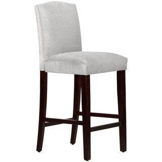 Skyline Furniture Mystere Dove Arched Bar Stool