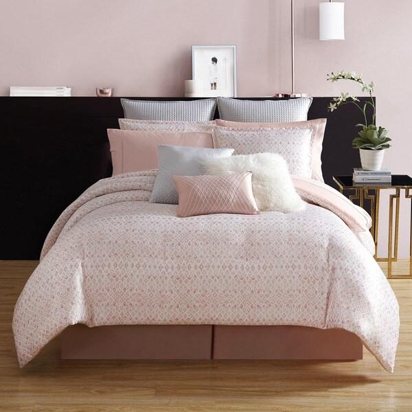 Nikki Chu Shira 4-piece Comforter Set
