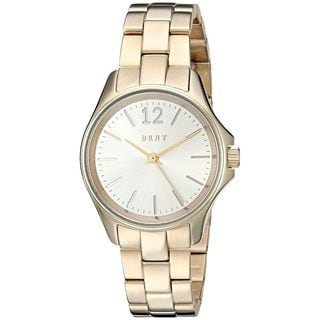 DKNY Women's NY2523 'Eldridge' Gold-Tone Stainless Steel Watch