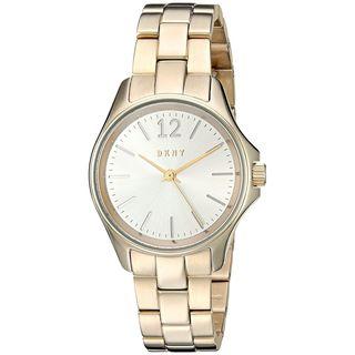 DKNY Women's NY2523 'Eldridge' Gold-Tone Stainless Steel Watch