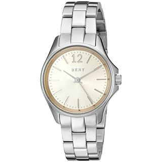 DKNY Women's NY2522 'Eldridge' Stainless Steel Watch