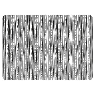Retro Birch Forest Placemats (Set of 4)