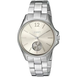 DKNY Women's NY2516 'Eldridge' Stainless Steel Watch