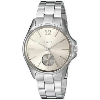 DKNY Women's NY2516 'Eldridge' Stainless Steel Watch