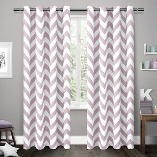 ATI Home Mars Woven Blackout Curtain Panel Pair with Grommet Top (More options available)