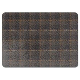 Autumn Check Patchwork Placemats (Set of 4)