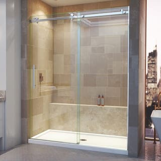 DreamLine Enigma Air 56 to 60 in. Frameless Sliding Shower Door|https://ak1.ostkcdn.com/images/products/12712634/P19493742.jpg?impolicy=medium