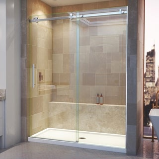 DreamLine Enigma Air 56 to 60 in. Frameless Sliding Shower Door