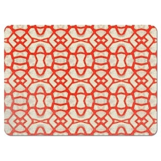Red Coral Placemats (Set of 4)