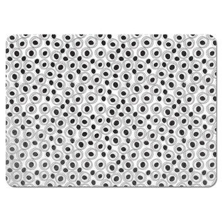 Black and White Fantasy Placemats (Set of 4)