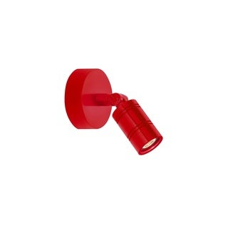 Troy RLM Lighting LS LED Bullet Head Red Monopoint Surface Mount