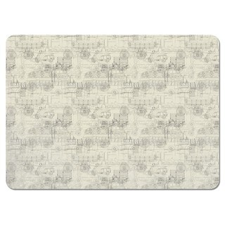 Industrial Revolution Placemats (Set of 4)