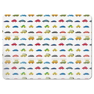 Funny Cars Placemats (Set of 4)