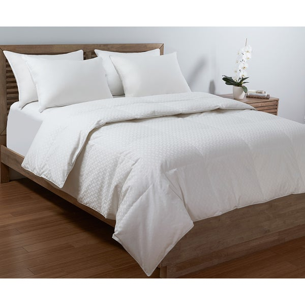 258c1802861f Shop Waverly Ellis Jacquard Down Comforter - On Sale - Free Shipping ...