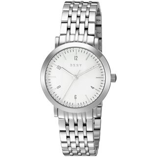 DKNY Women's NY2509 'Minetta' Stainless Steel Watch