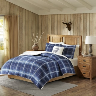 Woolrich Winter Sky Softspun Down Alternative Comforter Set