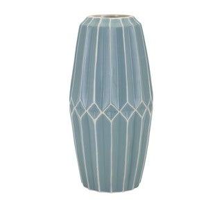 Asher Blue Stone Large Vase
