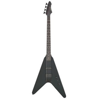 Stagg Black 4-string Heavy 'F' Electric Bass Guitar