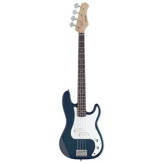 Stagg P300-BL Blue Standard 'P' Electric Bass Guitar