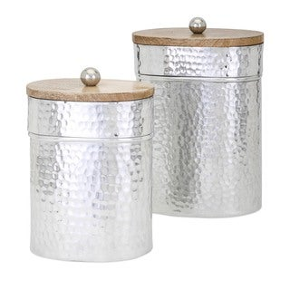Brant Lidded Containers (Set of 2)