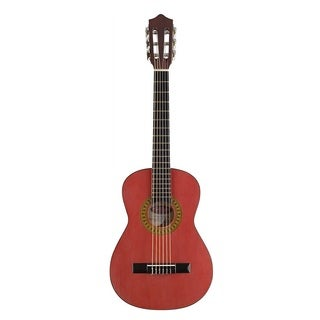 Stagg C510 TR 1/2 Size Classical Guitar - Transparent Red