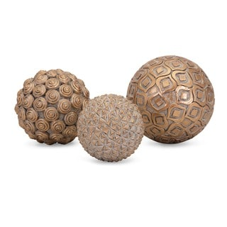 Nahara Gold Balls (Set of 3)