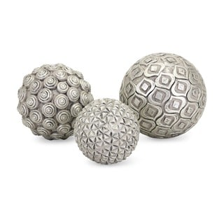Nahara Silver Balls (Set of 3)