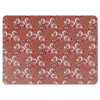 Rocking Orient Brown Placemats (Set of 4)
