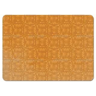 Tilo Orange Placemats (Set of 4)
