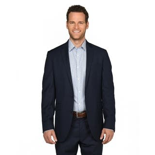 Kenneth Cole Men's Reaction Blue Polyester/Rayon Box Sports Coat|https://ak1.ostkcdn.com/images/products/12714551/P19495609.jpg?impolicy=medium