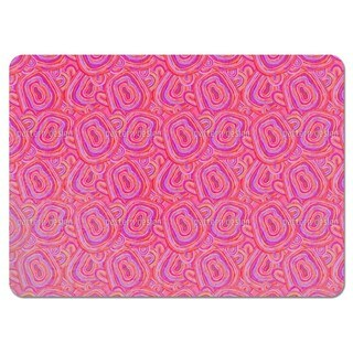 Pink Agate Placemats (Set of 4)