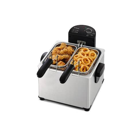 T-Fal Triple Basket Deep Fryer