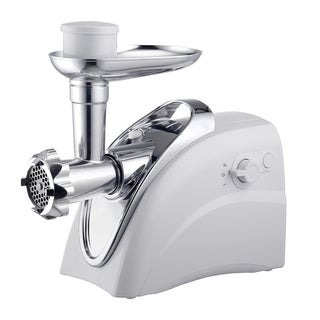 Brentwood Appliances MG-400W White Meat Grinder