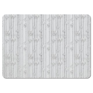 Bamboo Woods Grey Placemats (Set of 4)