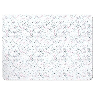 Confetti White Placemats (Set of 4)