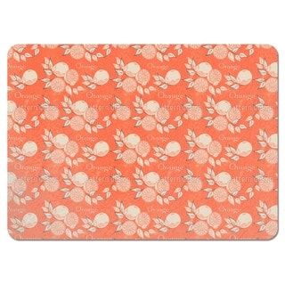 Southern Oranges Placemats (Set of 4)