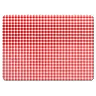 Rustic Check Placemats (Set of 4)